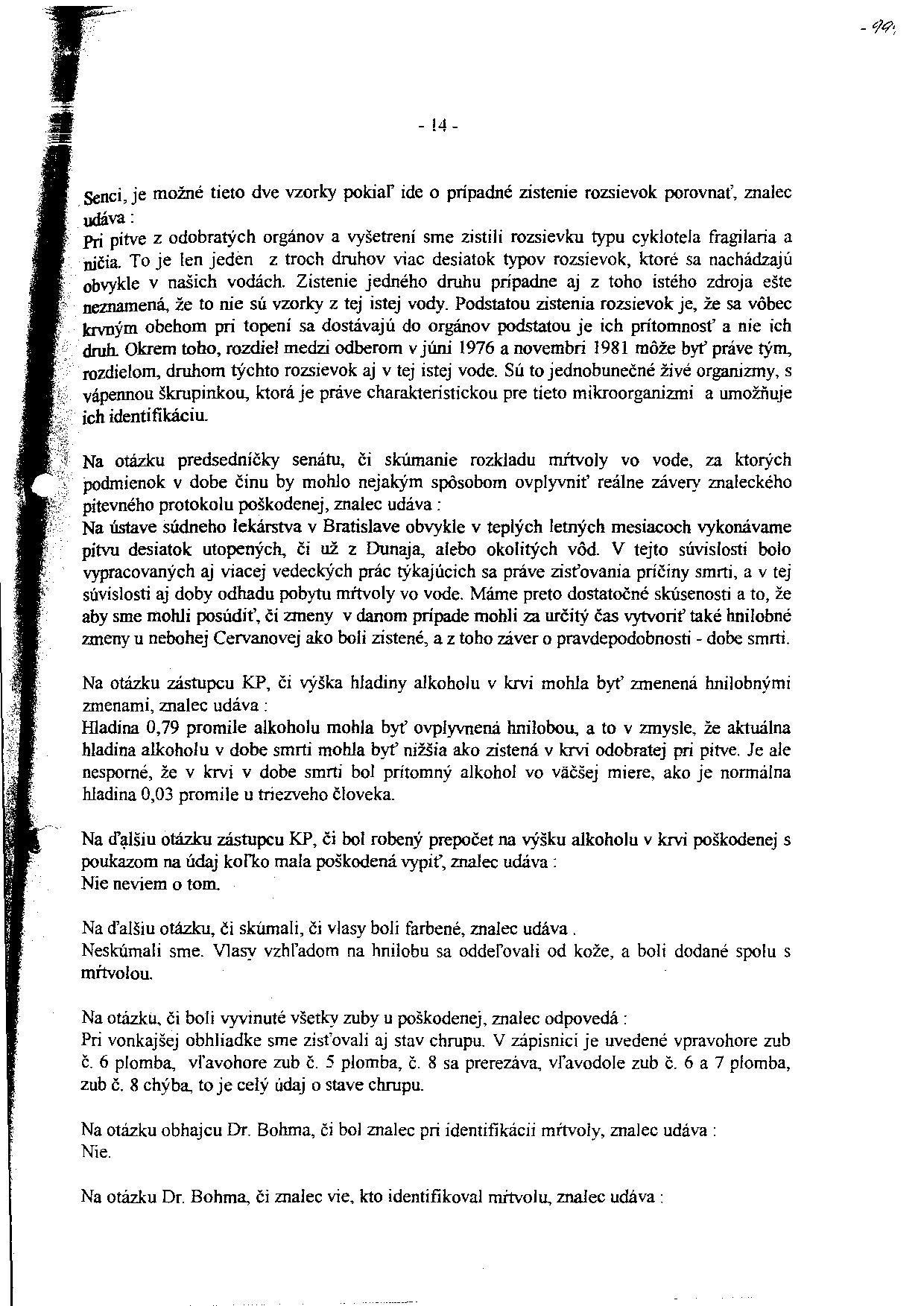 3 metódy dátumové údaje artefakt Petra Němcová datovania 2016