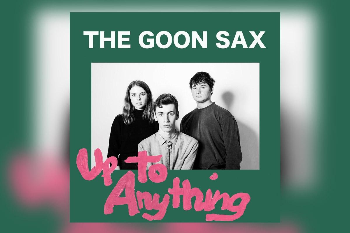 .recka týždňa: The Goon Sax – Up to Anything