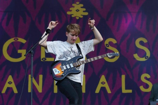 Načo na Pohodu? Na Glass Animals